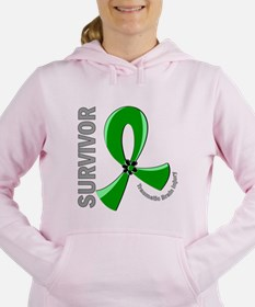 Tbi awareness Women's Hooded Sweatshirt