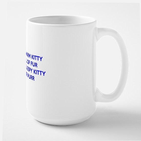 Soft Kitty Warm Kitty Mugs