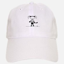 Ice Princess Baseball Baseball Cap