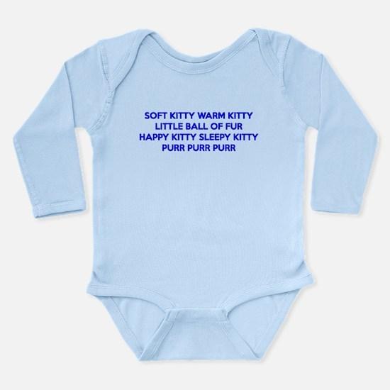 Soft Kitty Warm Kitty Body Suit