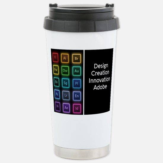 AC Creative Suite Stainless Steel Travel Mug