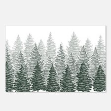 FOREST Postcards (Package of 8)