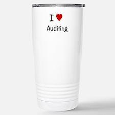 Cute Is audit Travel Mug
