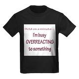 Drama Kids T-shirts (Dark)