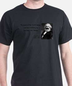 Unique Marxist T-Shirt