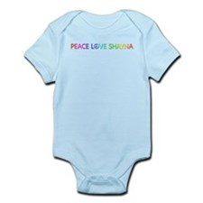 Peace Love Shayna Body Suit