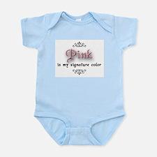 Unique Color Infant Bodysuit