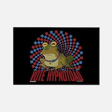 Futurama Vote Hypnotoad Rectangle Magnet