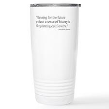 Funny Literary quotes Travel Mug