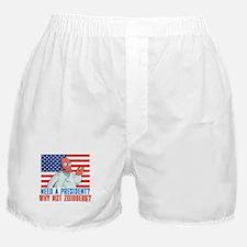 Futurama Why Not Zoidberg Boxer Shorts