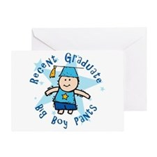 Big Boy Pants Greeting Card