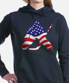 Cool Hockey Women's Hooded Sweatshirt