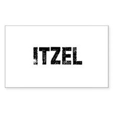 Itzel Rectangle Decal