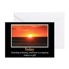Today-Eleanor Roosevelt Greeting Cards (Pk of 10)