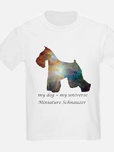 Unique Miniature schnauzer T-Shirt