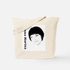 Anna Karina Tote Bag