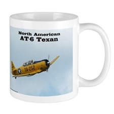 AT-6 Texan Mug