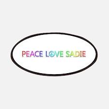 Peace Love Sadie Patch