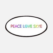 Peace Love Skye Patch