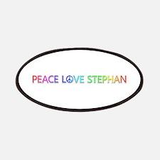 Peace Love Stephan Patch