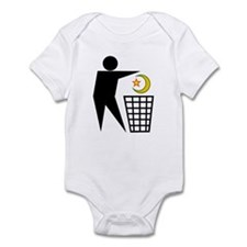 Trash Religion (Muslim Version) Infant Bodysuit