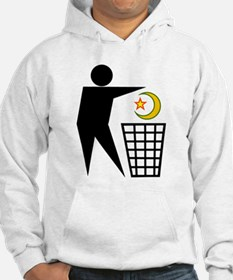 Trash Religion (Muslim Version) Hoodie