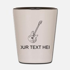 Electric Guitar (Custom) Shot Glass
