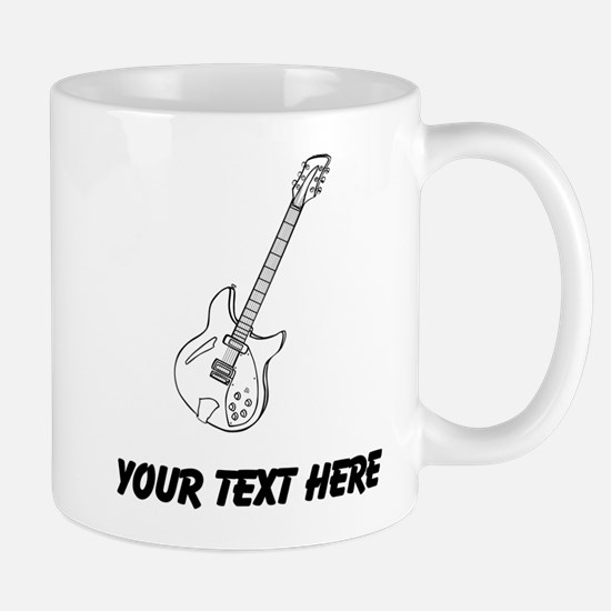 Electric Guitar (Custom) Mugs