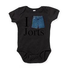Funny I love phil Baby Bodysuit