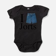 Unique T shorts Baby Bodysuit