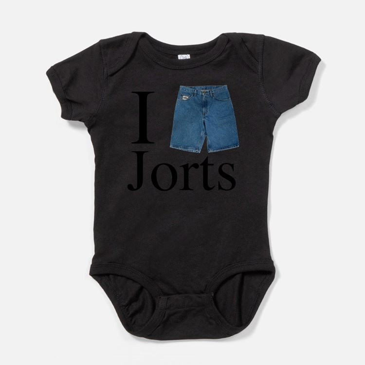 Cute Hipsters Baby Bodysuit