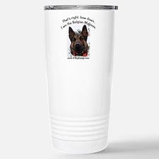 Unique Police dog Travel Mug
