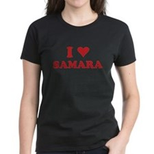 I LOVE SAMARA Tee