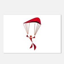 SKYDIVE Postcards (Package of 8)