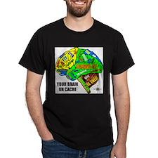 Funny Geocaching christmas T-Shirt