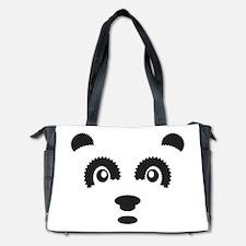 Panda Diaper Bag