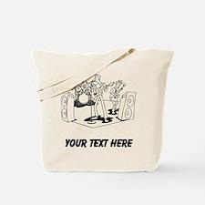 Rock Band (Custom) Tote Bag