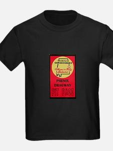 Phenix Dragway Pit Pass T-Shirt