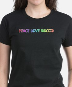 Peace Love Rocco T-Shirt