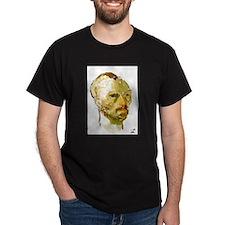 Unique Van gogh art T-Shirt