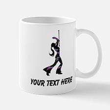 Baton Twirler (Custom) Mugs