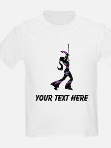 Baton Twirler (Custom) T-Shirt