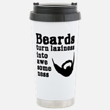 Cute Macho Travel Mug