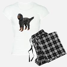 Gordon Setter Standing Pajamas
