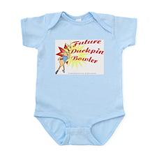 Future Duckpin Bowler Infant Creeper