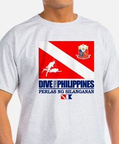 Cute Philippine flag T-Shirt