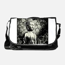 Funny Buddha Messenger Bag