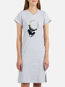 Moon Knight Leap Women's Nightshirt