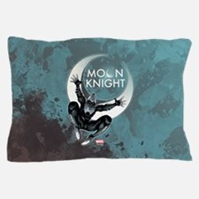 Moon Knight Leap Pillow Case