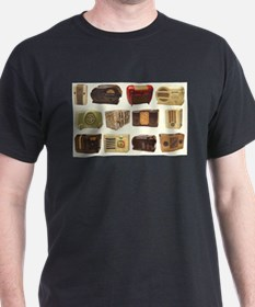 Cute Antique radio T-Shirt
